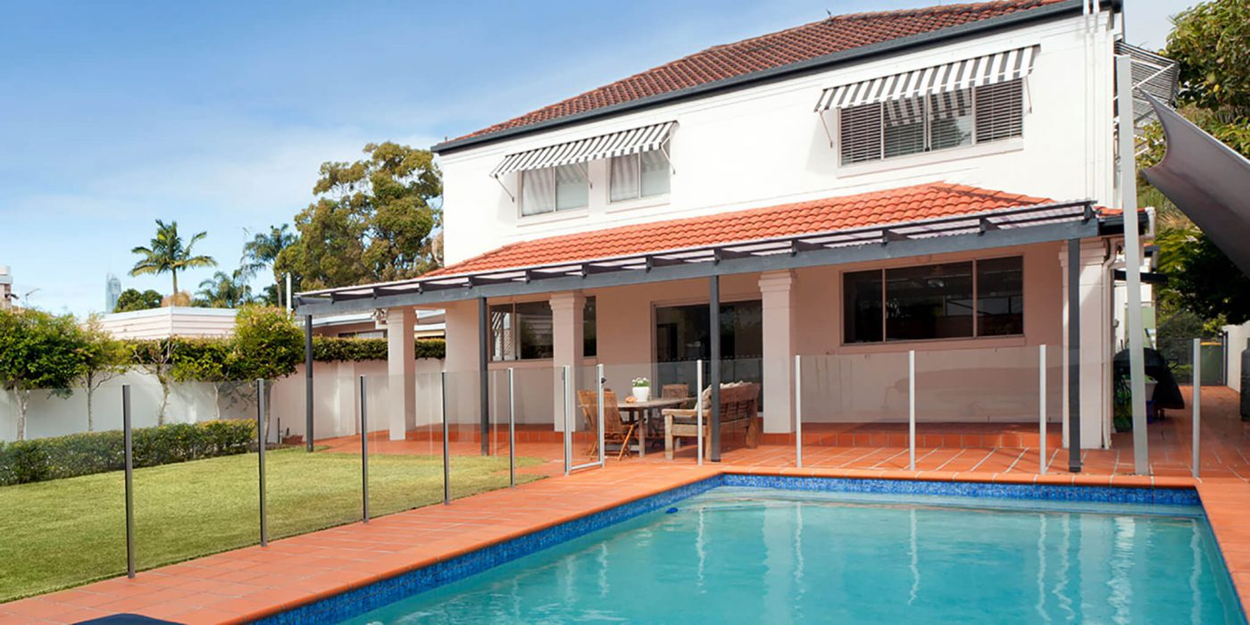 Patio and swimming pool - Adhesive and Sealants for water proofing