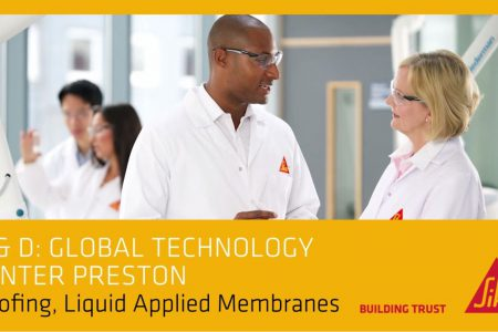SIKA GLOBAL TECHNOLOGY CENTER PRESTON/ UK: LIQUID APPLIED MEMBRANES