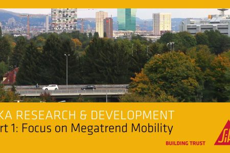 SIKA R&D – PART 1 – MOBILITY