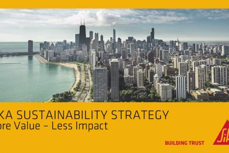 SIKA SUSTAINABILITY STRATEGY