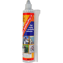 SIKA® ANCHORFIX 1 | Polyester based Anchoring & Bolt Adhesive