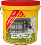 Sika® MonoTop® 910 N is used as a bonding primer