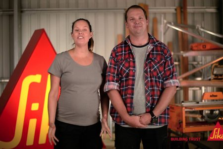 Sika 174 Boom Ap With Brad And Lara Sika Retail Australia Diy