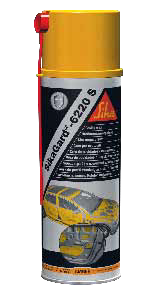 SikaGard®-6220 S is an amber coloured penetrating automotive cavity wax.