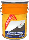 Sikalastic®-488/488SL is a high performance, polyurethane waterproofing membrane