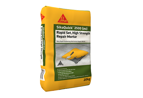 Sika Fire Rated Mortar Mix : Cementitious archives sika retail australia diy