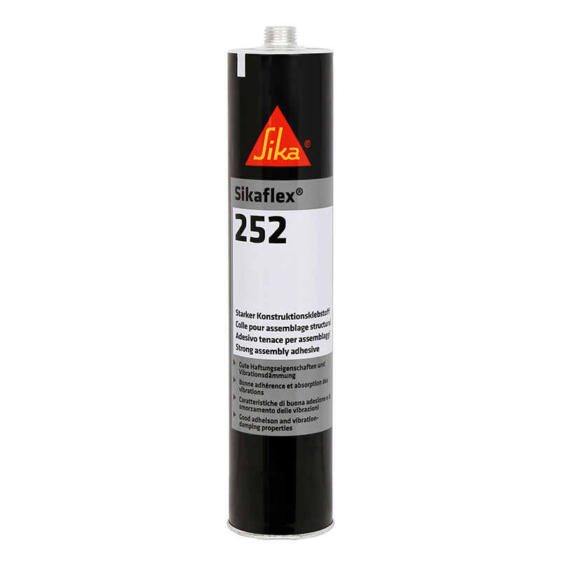 Sikaflex®-252 is a structural grade polyurethane adhesive