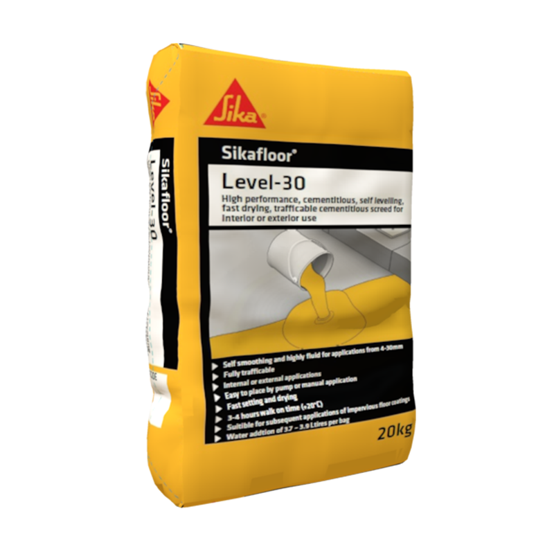 Sikafloor® Level 30 (AU) is a self levelling compound
