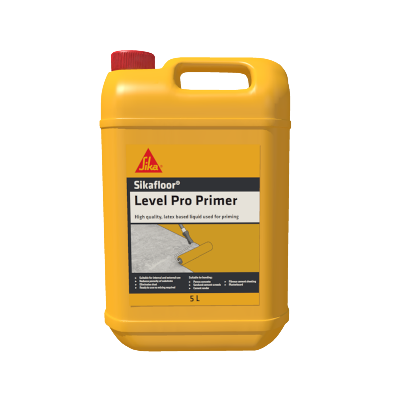 Sikafloor® Level PRO Primer - Cement based levelling products