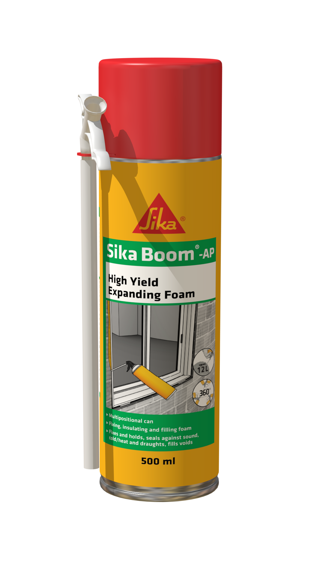 Sika Boom AP 500ml Can