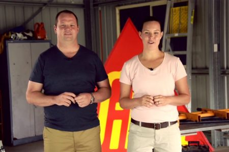 Sika® Resistant Fire Range with Brad & Lara